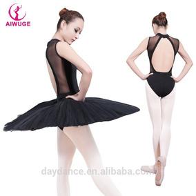 Leotardo Para Dama.profesional Ballet