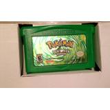 Gameboy Advance Pokemon Leaf Green Version Original