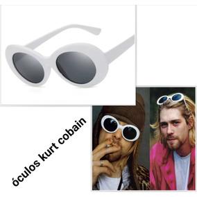 Oculos Oval Vintage Branco - Óculos no Mercado Livre Brasil 34bbd165c0