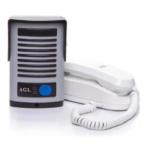 Interfone Porteiro Eletronico Novo Agl P100 Abs Interna