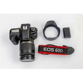 Camera Canon Eos 60d, Kit Completo Corpo + Lente 18-200mm