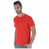 Camisa Puma 100% Original Core Run Ss Tee