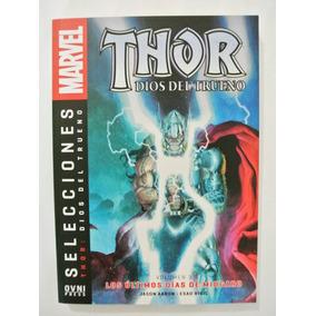 Cómic, Marvel, Thor Vol.3 Los Últimos Días De Midgard