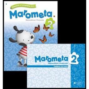 Marometa Matematicas 2do. Preesc. 3ed. (ed.2018)