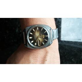 e00fccf421d Relógio Orient Automático Vintage Original 21 Rubis