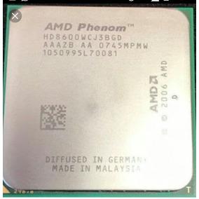 Phenom X3 8600 Am2+ Processador Amd