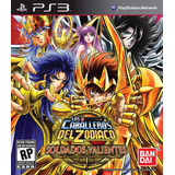 Saint Seiya Brave Soldiers Ps3 Digital Gcp