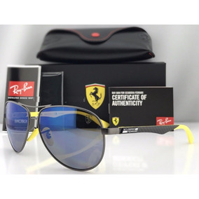 2569135759e Oculos Ferrari Masculino Original - Óculos De Sol no Mercado Livre ...