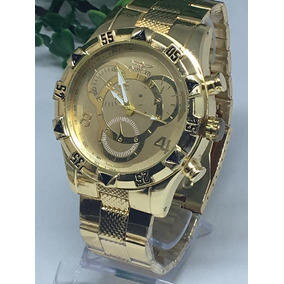 f64176d693f Relógio Masculino Prata Barato - Relógios De Pulso no Mercado Livre ...