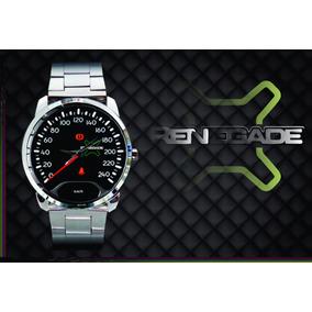 Relógio De Pulso Personalizado Jeep Renegade Painel 240km