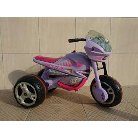 Brinquedo!!! Moto Elétrica Infantil Gt Turbo Bandeirantes