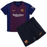 Camisa Barcelona 2018 Infantil - Futebol no Mercado Livre Brasil a68beddd14e2a