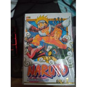 Naruto Gold Volume 1 Ao 4 Mangá