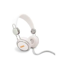 Headphone Fashion Branco Hp-104 Oex#