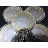 20 Pesos Morelos 2015 Bicentenario Capsula De Regalo