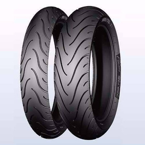Pneu Michelin 275-18 + 100/90-18 Pilot Street Strada