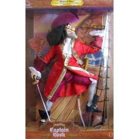 Peter Pan Capitão Gancho Disney Collector Edição Limitada