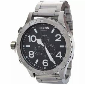 7d076b5b1bb Nixon Fundo Branco - Relógios De Pulso no Mercado Livre Brasil