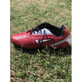 Chuteira Society Couro Costurada Nike - Chuteiras Vermelho no ... a8d782944ad1c