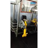 Cadeira Extensora Tubular - Bateria De Peso 70 Kg