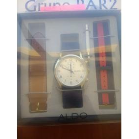 3d7384e3 Reloj Aldo Dorado - Relojes en Mercado Libre Chile