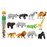 Safari Ltd Wild Toob Con 12 Grandes Amigos