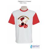 Camisa Time Flamengo - Embaixadas Da Nação