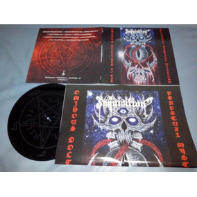 Inquisition - Ominous Doctrines Of The Perpetual - Lp Duplo