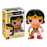 Funko Pop Wonder Woman 08 - Dc Comics Super Heroes