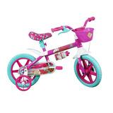 Bike Da Barbie Bicicleta Barbie Aro 12 Caloi