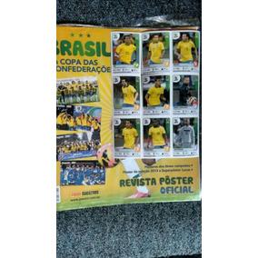 Atualização Da Copa Das Confederações De 2013. 35,00