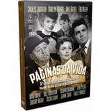 Dvd - Páginas Da Vida - Charles Laughton, Marilyn Monroe
