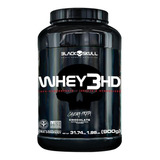 Whey Protein 3hd 900gr Black Skull Compra Certa