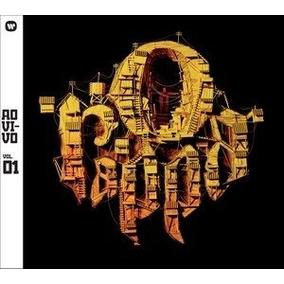 Cd O Rappa - Ao Vivo Volume 1 (original E Lacrado)
