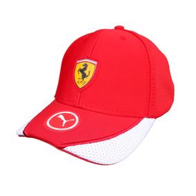 Bone Ferrari Alonso - Bonés Outras Marcas para Masculino no Mercado ... 084d05373dd