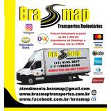 Mudanças Compartilhadas - Sp, Bahia, Nordeste A Partir $1499