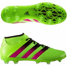 Botines Adidas Ace - Botines Adidas para Adulto Verde en Mercado ... 40fb536f0c01c