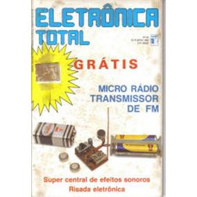 Revista Eletrônica Total 25 - Antiga - Pdf - Frete Grátis