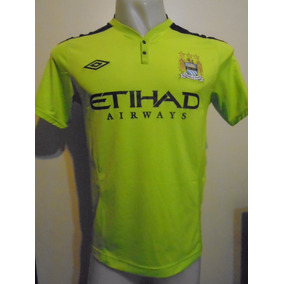 Camiseta Manchester City Verde - Camisetas en Mercado Libre Argentina 485f70cf36e63