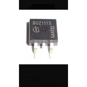 4 Peças Transistor Buz111s - Smd