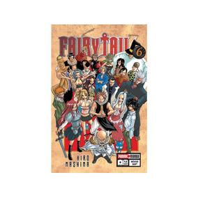 Todobloques Panini Manga Fairy Tail N.6