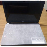 Notebook Acer Aspire E15 E5 Amd A10-7300 8gb 1tb Radeon R6