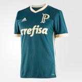 Camisa Oficial Palmeiras Iii Dourada - Camisa Palmeiras Masculina no ... 18cd70162500c
