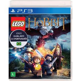 Lego The Hobbit - Português - [ps3] Lacrado