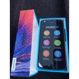 Celular Motorola Moto X4 Camara Dual 12+8 Mp Nuevo Desbloque