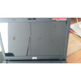 Notebook Sti Semp Toshiba Is 1423g Core I3 Tela E Partes