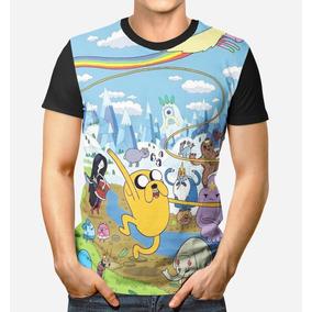 6c4f7a2a6 Camisa Camiseta 3d Full Adventure Time Marceline Pronta Ent