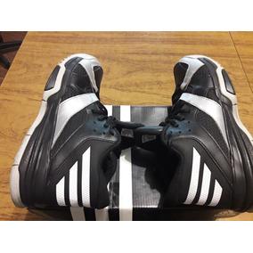 adidas Zapatillas First Step Negro /plata