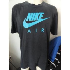 Camisa Nike Air Tamanho Gg Otimo Estado