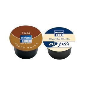 Cápsulas Lavazza Blue Espresso Crema Dolce X 10+ Leche X 10